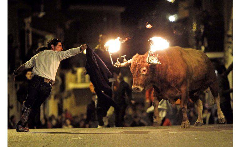 España: Valencia prohíbe las corridas de toros embolados
