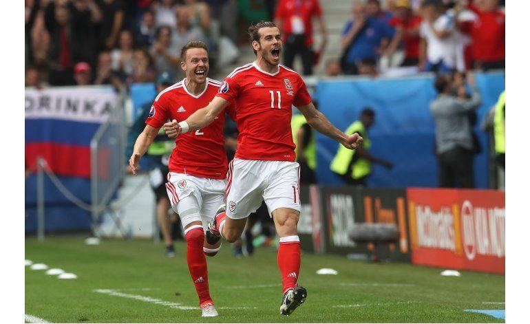 Bale lidera la victoria de Gales ante Eslovaquia