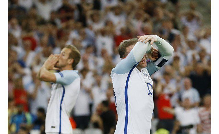 Tropiezo de Inglaterra y estreno soñado para Bale