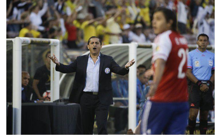 Ramón Díaz renuncia a selección de Paraguay