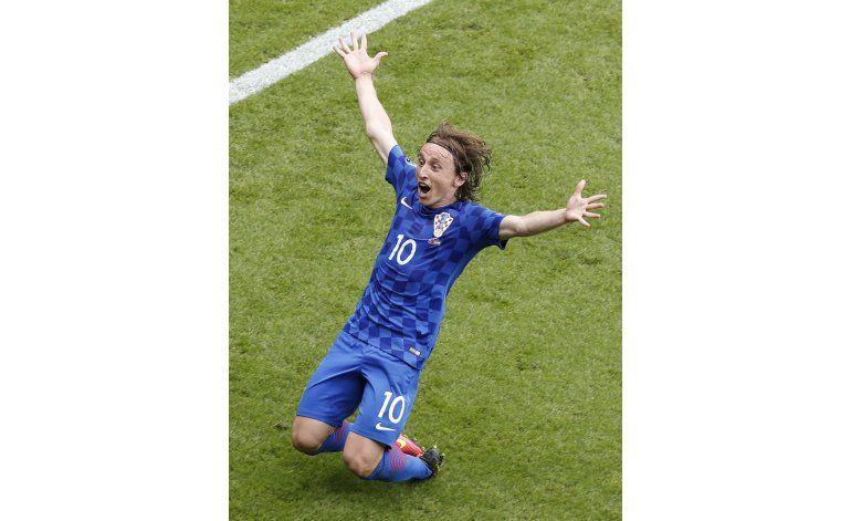 Euro: Recital de Modric y Croacia vence 1-0 a Turquía