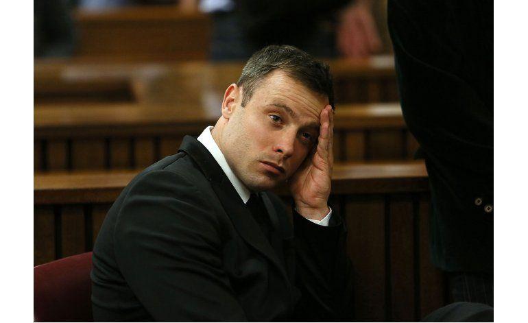 Vistazo a la sentencia que recibirá Oscar Pistorius el lunes