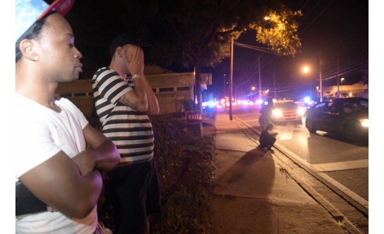 Mueren 50 en el peor tiroteo masivo en la historia de EEUU