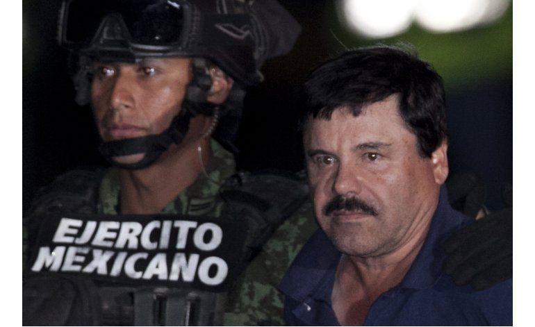 AP: El Chapo probablemente será juzgado en Brooklyn