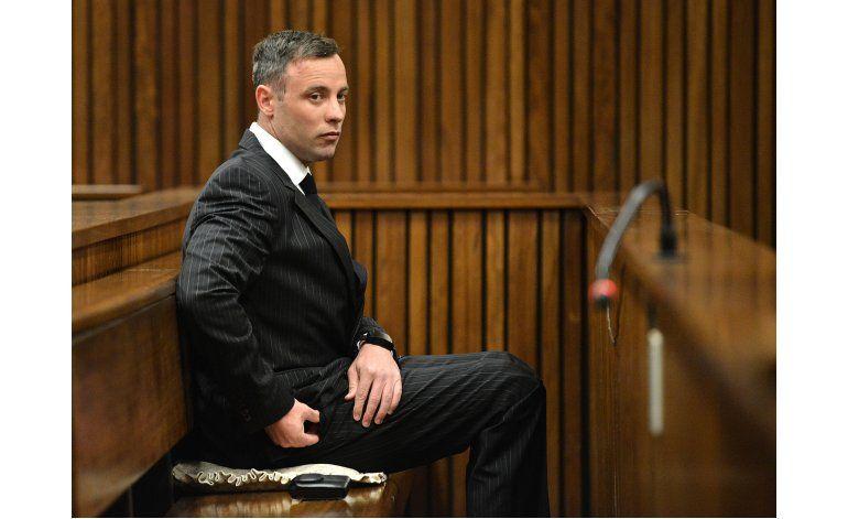 Defensa pide clemencia para Pistorius en nueva audiencia