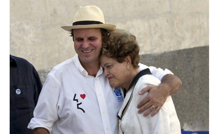 Se opaca la estrella de alcalde de Río en antesala de JJOO