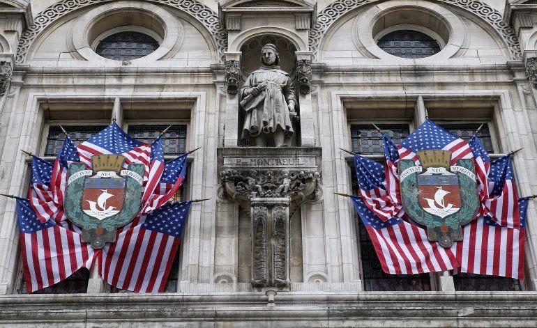 Líderes del mundo envían condolencias por balacera en EEUU