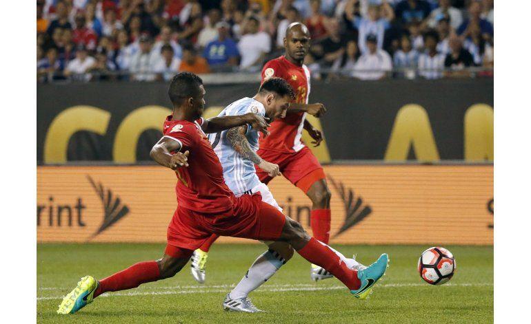 Vuelve el show de Messi, Chile-Panamá se juegan una plaza