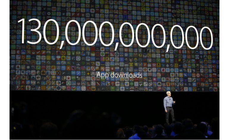 Apple lanza nuevas mejoras de software