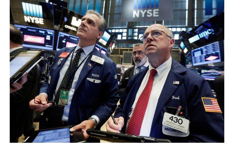 Wall Street cierra con pérdida en amplios sectores