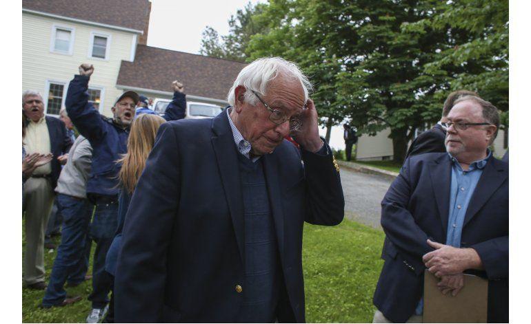 Sanders se reunirá con Clinton después de últimas primarias