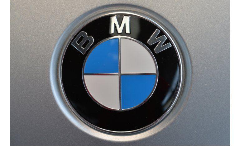 BMW retira 189.000 autos para corregir enganches
