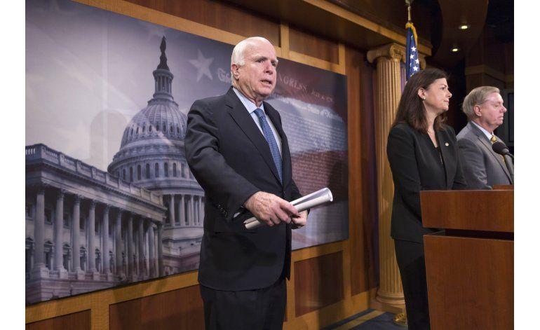 Senado aprueba presupuesto de defensa, Casa Blanca se opone