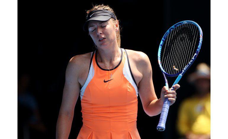 Sharapova apela su suspensión por dopaje ante el TAS