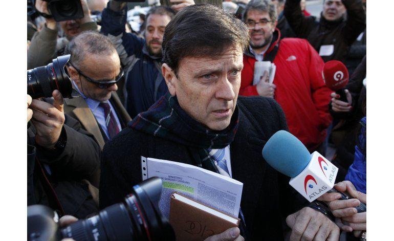 Corte española ordena entregar pruebas de Operación Puerto