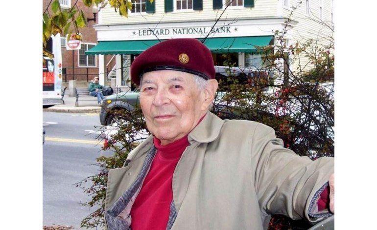 Falleció Gregory Rabassa, traductor de Cien años de soledad
