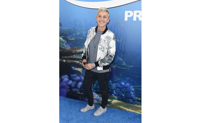 DeGeneres tiene mucho en común con Dory