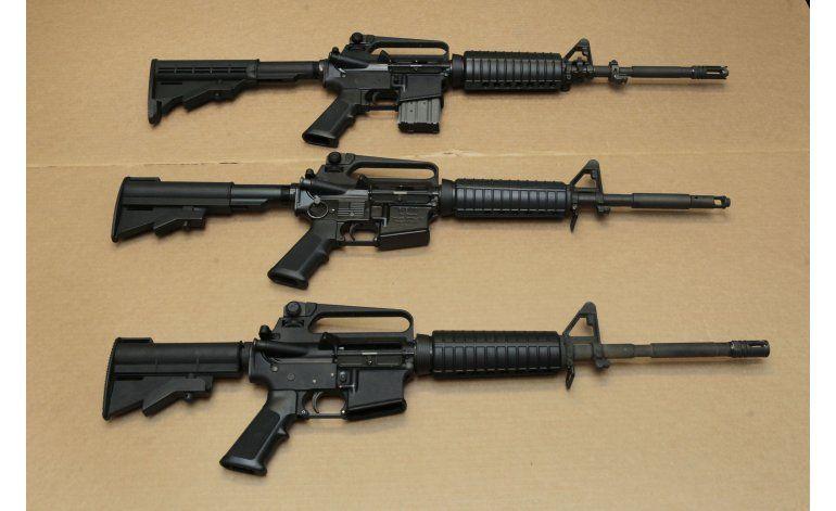 EEUU: Algunos en lista de terrorismo pueden comprar armas