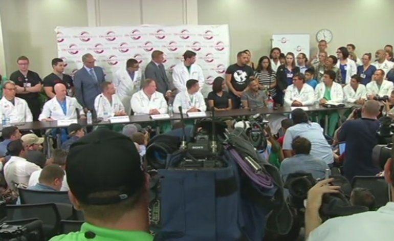 Sobrevivientes de la masacre de Orlando hablaron  en conferencia de prensa