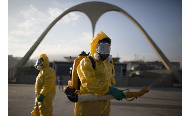 ONU: Riesgo de contagio de zika en Olimpiadas es muy bajo