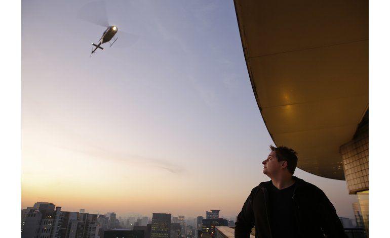 Uber inicia servicio de helicóptero en Sao Paulo