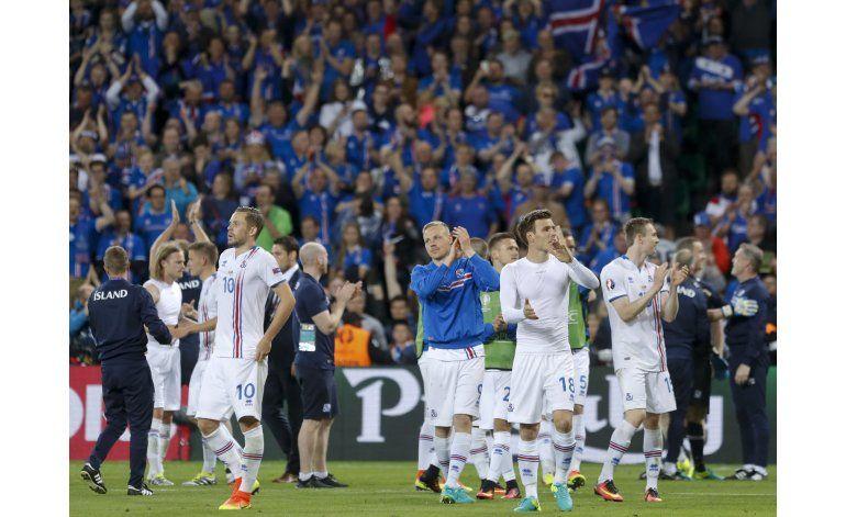 La Euro despega, con paridad en la cancha y pese a hooligans