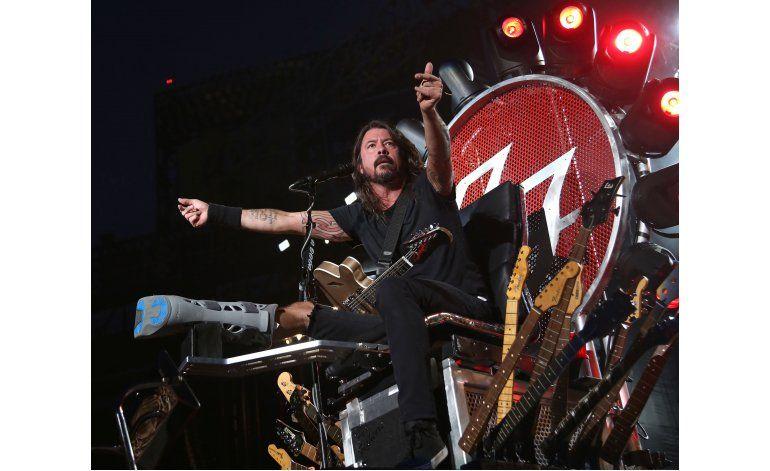 Foo Fighters demanda a aseguradoras por póliza de terrorismo