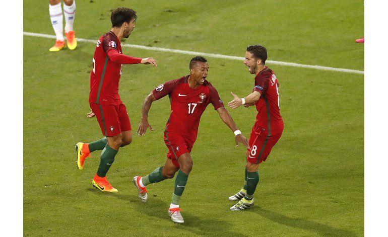 Euro: Islandia da la sorpresa al empatar 1-1 con Portugal
