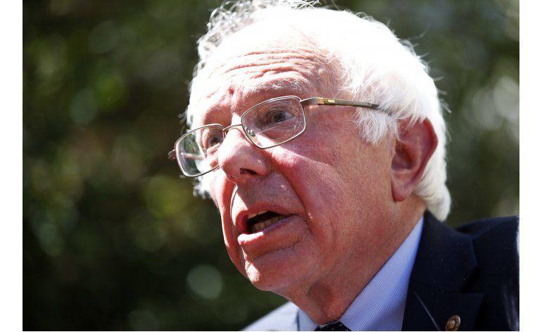 LO ULTIMO: Clinton mantuvo una charla positiva con Sanders