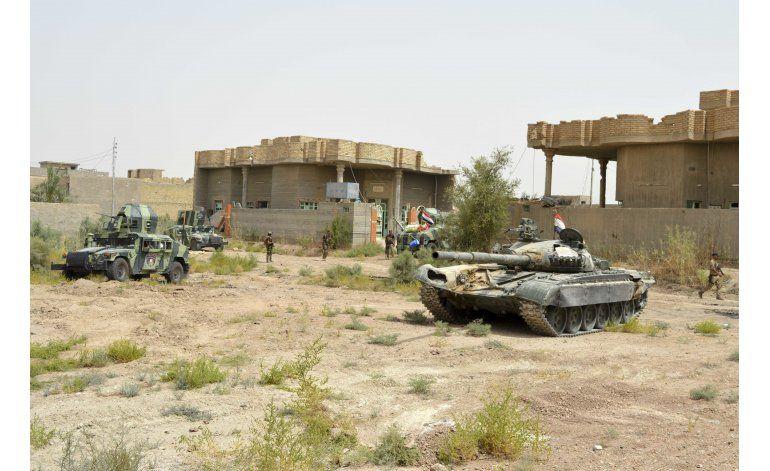 Muere un comandante militar iraquí en combates contra EI