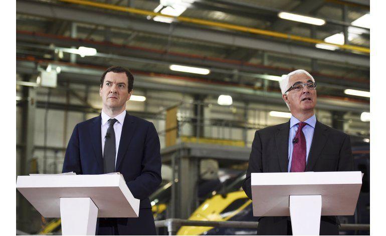 Osborne advierte sobre salida de Gran Bretaña de la UE