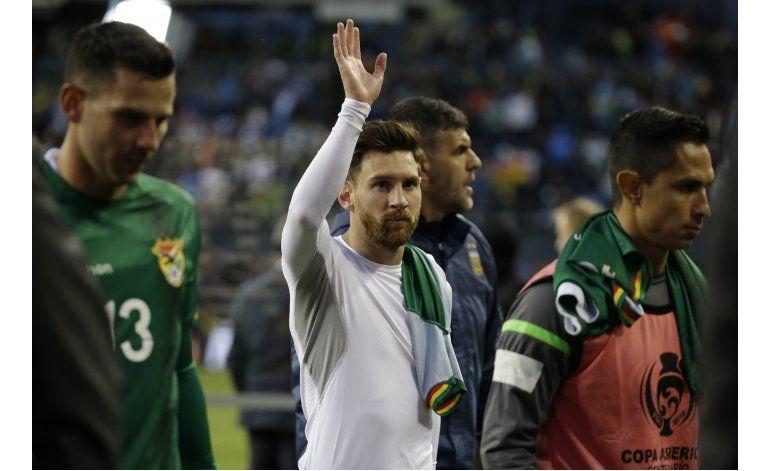 Hora de dar rienda suelta a Messi en la Copa América