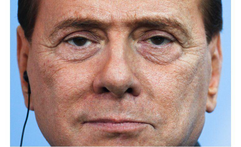 Berlusconi supera con éxito reemplazo de válvula cardíaca