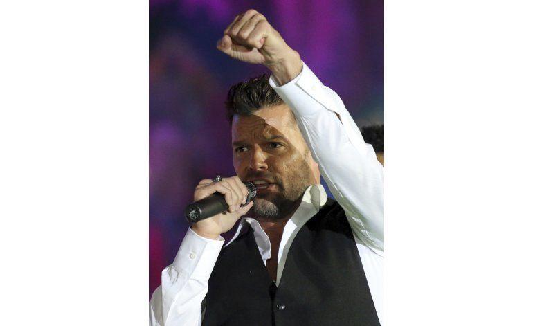 Ricky Martin: Orlando me duele como ser humano, como gay