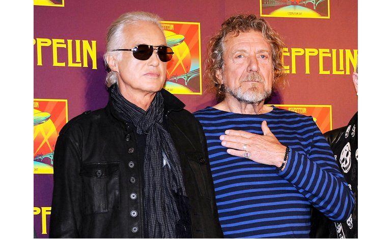 Jimmy Page testifica en caso de plagio contra Led Zeppelin