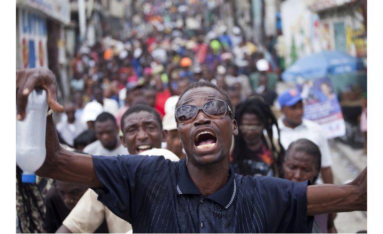 Expira mandato de presidente interino de Haití
