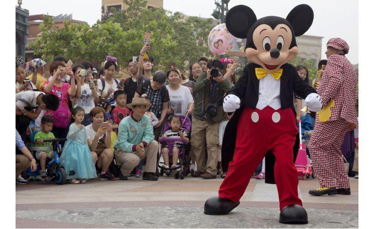 Disney inaugura un parque con carácter chino en Shangai
