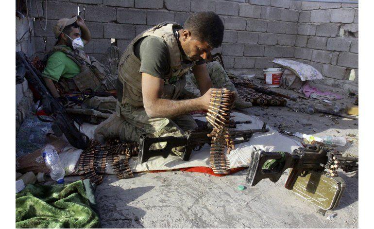 Grupo humanitario: Muere niño de 2 años al huir de Fallujah