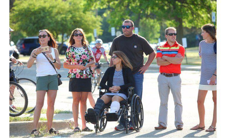 Ciclista no recuerda accidente que mató a 5 de sus colegas