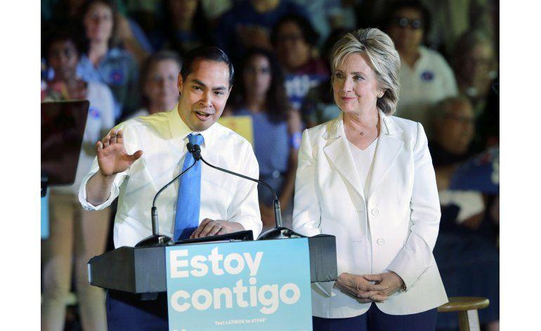 Siguen rumores de Julian Castro y vicepresidencia