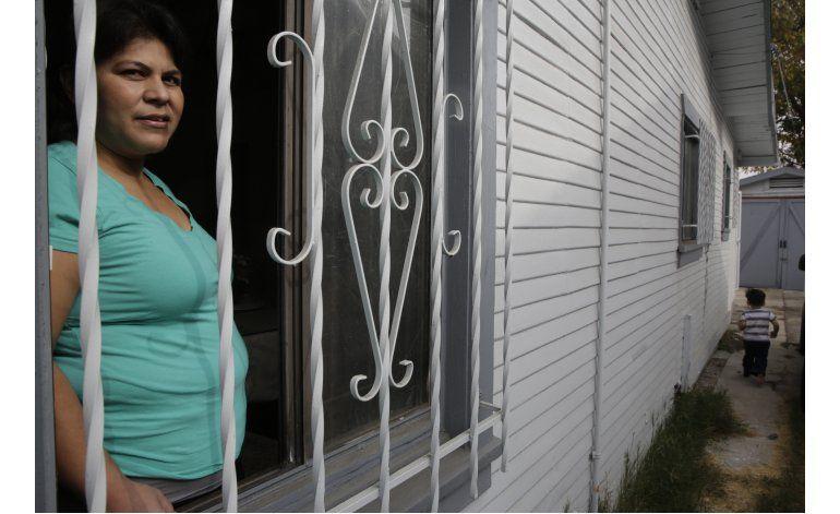Los menores afortunados en el camino de Centroamérica a EEUU