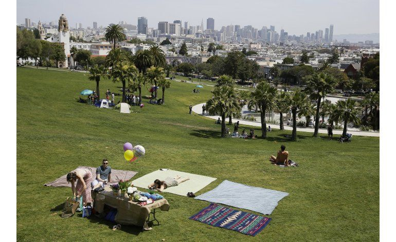 Indigna propuesta para rentar parque en San Francisco