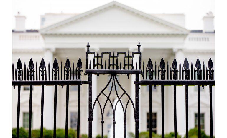 Comisión de Arte aprueba valla más alta para la Casa Blanca