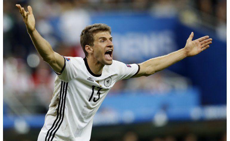 Alemania y Polonia aburren con el primer 0-0 de la Eurocopa