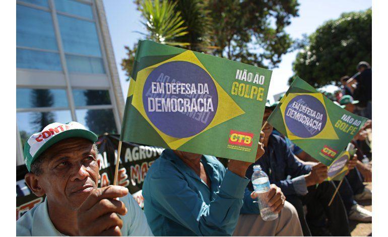 Renuncia ministro de Turismo de Brasil; 3ro en un mes