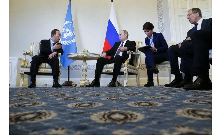 Rusia: EEUU busca utilizar a Al Qaida contra Assad