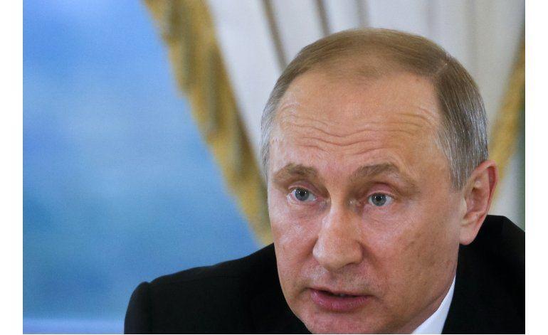 Putin: Oposición siria podría ejercer funciones de gobierno