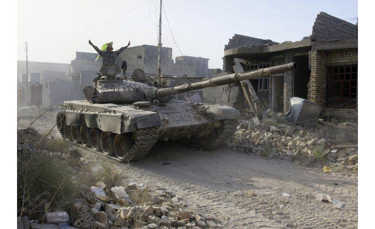 Irak anuncia que ha recuperado la mayor parte de Fallujah