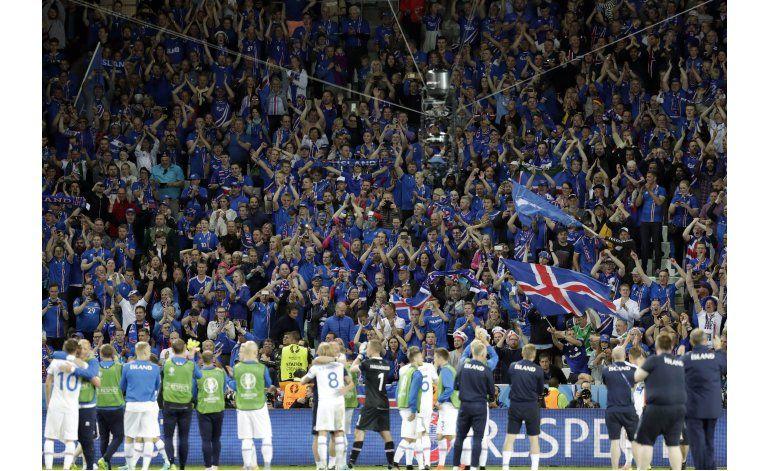 Euro: Islandia se ilusiona con avanzar, le toca Hungría