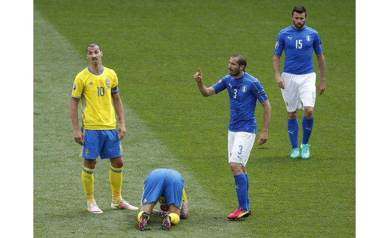 Euro: Eder fulmina a Suecia e Italia se clasifica